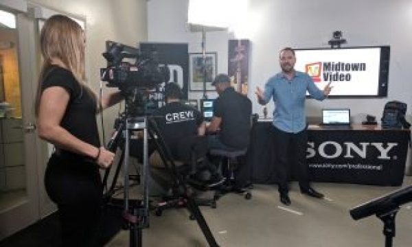 Midtown Video post NAB 2019 live event covers NewTek + LiveU