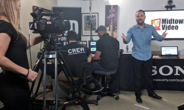 Midtown Video post NAB 2019 live event covers NewTek + LiveU