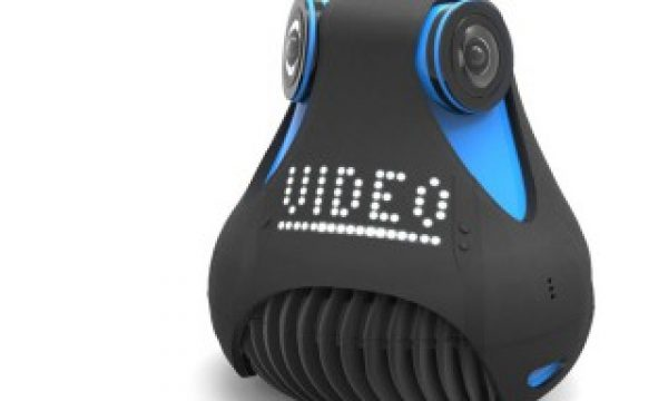 360cam: a FullHD Video Camera In Your Hand