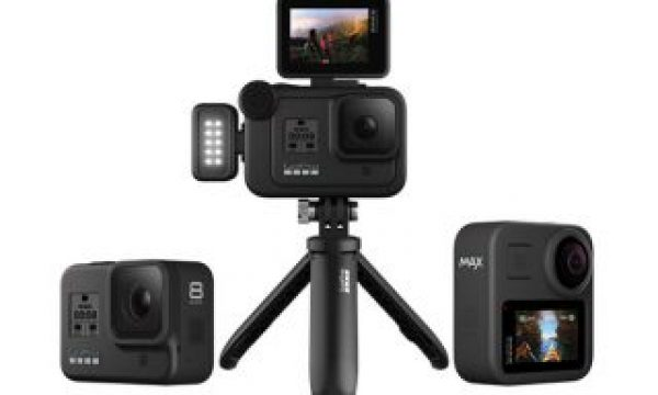 GoPro HERO8 Black and GoPro MAX: redefining what's possible with a camera