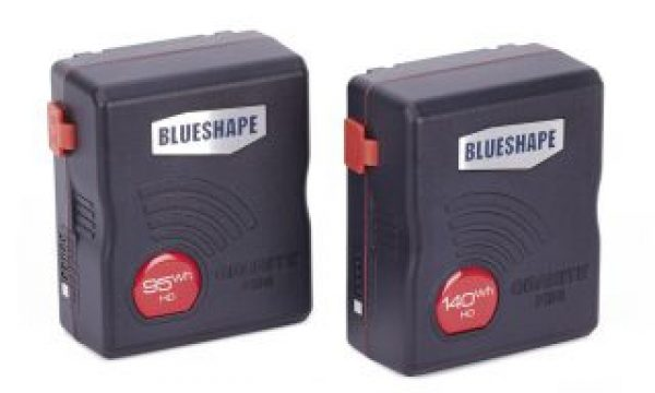 Blueshape Shows Off Granite Mini Batteries: NAB 2017 Video