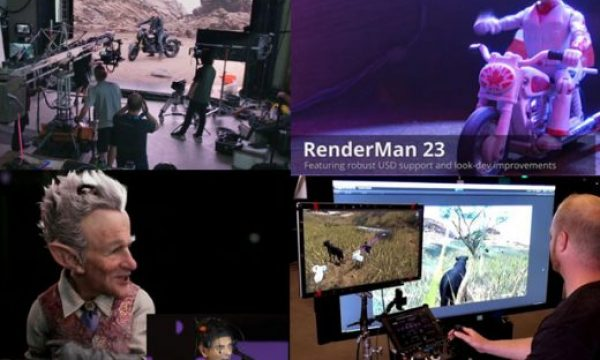 Restoration of Super-8 films and Virtual Production meet at GTC Digital