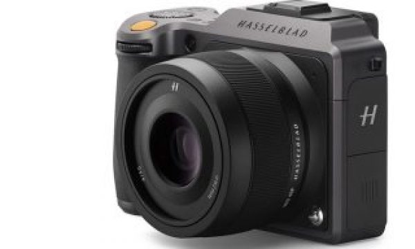 Hasselblad XCD 4/45P: the world's lightest digital medium format AF lens