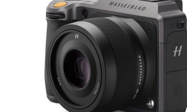 Hasselblad XCD 4/45P: the world's lightest digital medium format AF lens