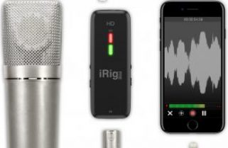 Review + comparison: iRig Pre HD cross platform audio interface