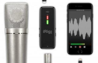 Review + comparison: iRig Pre HD cross platform audio interface
