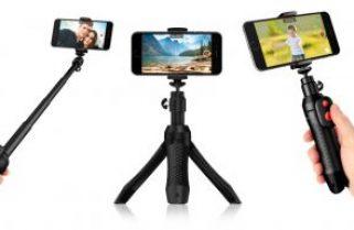 iKlip Grip Pro grip/pole/tripod/remote for smartphones