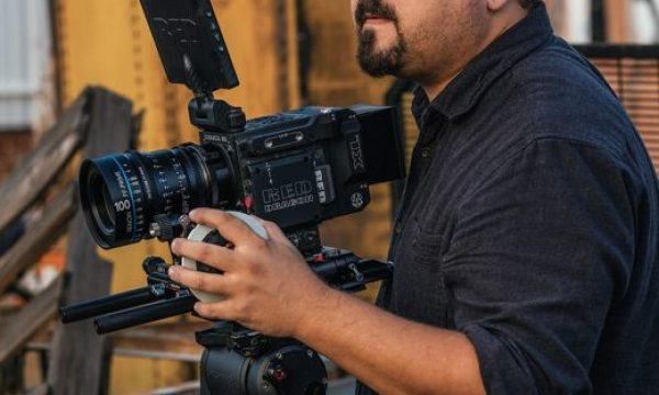 The Filmtools Podcast Eps. 5 with Cinematographer & VFX Artist Phil Holland