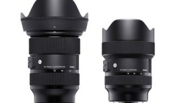 Sigma: all-new mirrorless zoom lens duo at 2020 Imaging USA Expo
