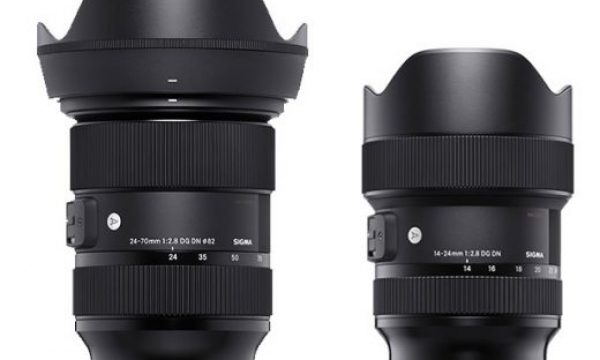 Sigma: all-new mirrorless zoom lens duo at 2020 Imaging USA Expo