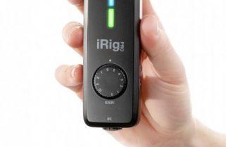 Review + comparison: iRig Pro I/O cross platform audio interface