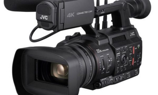 JVC Professional Video unveils SRT support for CONNECTED CAM series