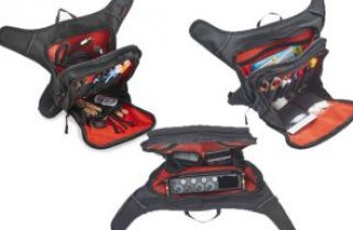 Stingray Utility Hip Pack: a versatile pack for filmmakers to use on-set and off-set