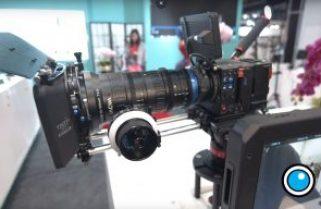 NAB 2019: Laowa 25-100mm T2.9 OOOM Cinema Zoom Lens