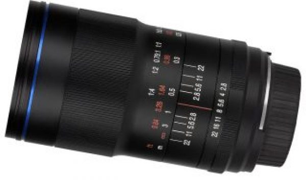 Laowa 100mm f/2.8 2:1 Ultra Macro from Venus Optics is now shipping