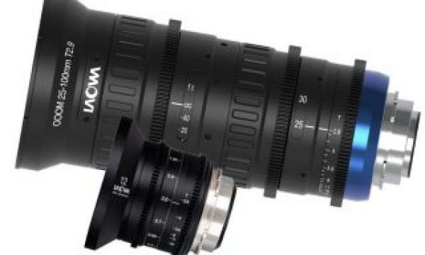 """Laowa """"Out Of Our Minds"""" and Zero-D new Cine lenses debut at NAB 2019"""