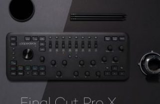 Loupedeck+ now compatible with Final Cut Pro X and Adobe Audition