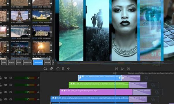 LumaFusion 2.0 supports 12 tracks, markers and external monitor
