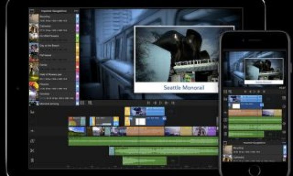 LumaFusion with Storyblocks for mobile filmmakers is now available
