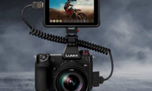 IBC 2019: Panasonic shows LUMIX S1H prototype with 5.9K/29.97p RAW output
