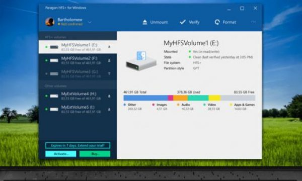 Paragon Mac ToolBox: essential tools for Mac and Windows users