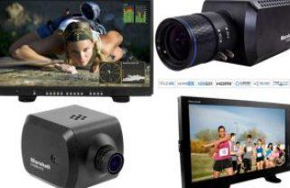 Marshall Electronics: three new cameras and two monitors at NAB 2019