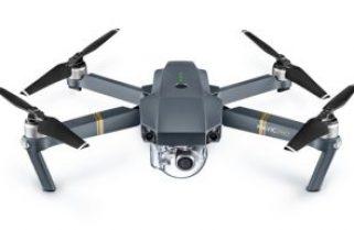DJI announce their new Mavic Pro drone