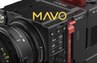 NAB 2018: KINEFINITY MAVO AND MAVO LF 6K CAMERAS