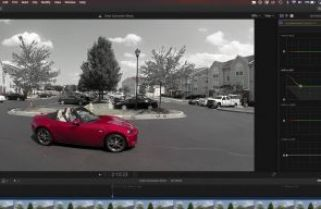 Creating the Pleasantville Look in Final Cut Pro X