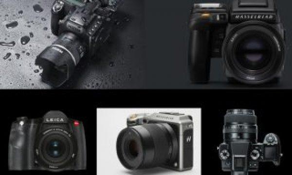The best medium-format cameras for video