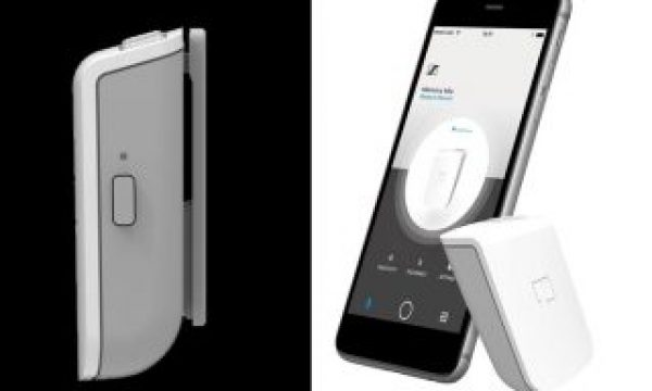 Sennheiser Memory Mic: a wireless microphone for smartphones