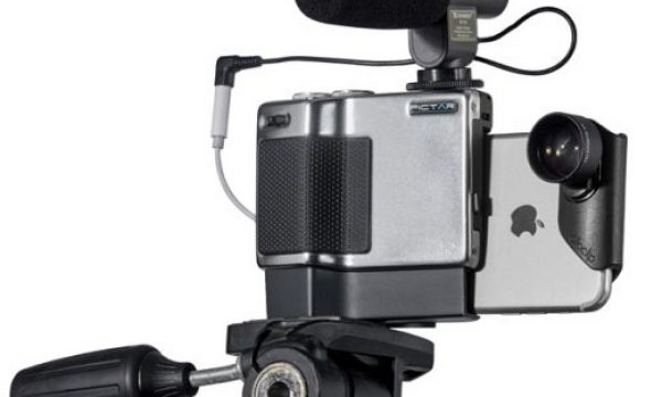 Pictar Pro: camera grip for smartphones offers advanced video features