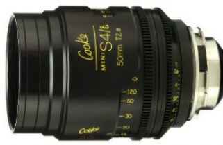 Cooke to offer interchangeable mounts for miniS4/i lenses