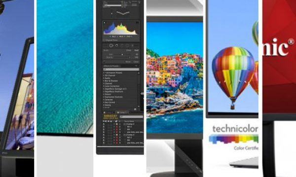 A selection of video and photo monitors for 2018