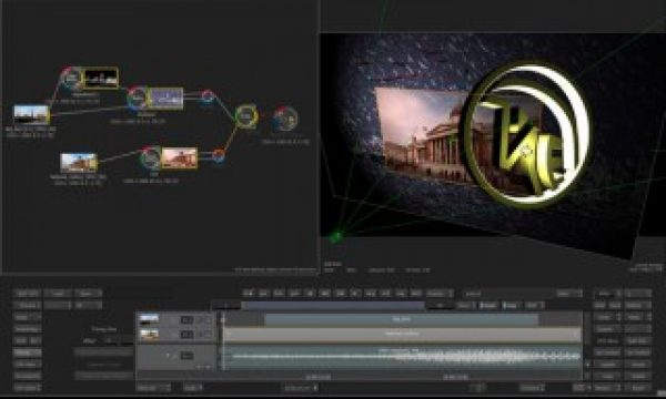 Editing and Effects Together in One Editor Part 2