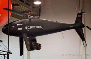 NAB 2012: Unmanned Aerial Vehicles