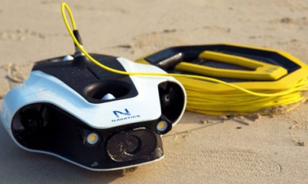 Navatics MITO: 4K UHD drone for aquatic videography arrives in March