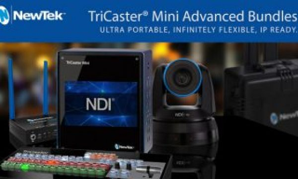 Videoguys Spotlight on NewTek TriCaster Mini Advanced Bundles