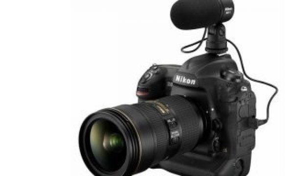 Nikon D5: longer UHD videos, short time-lapses