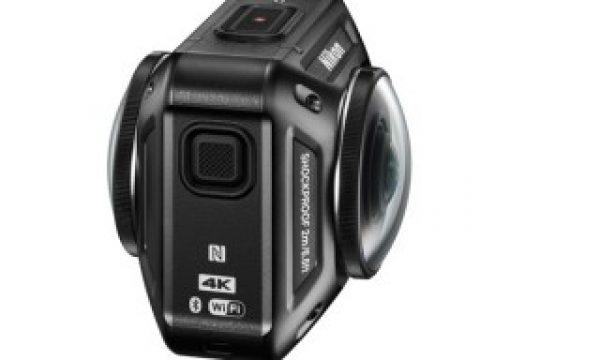 Nikon: 4K UHD with a KeyMission 360
