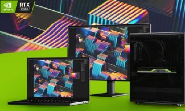 NVIDIA: 14 new RTX Studio systems and an Adobe Creative Cloud offer
