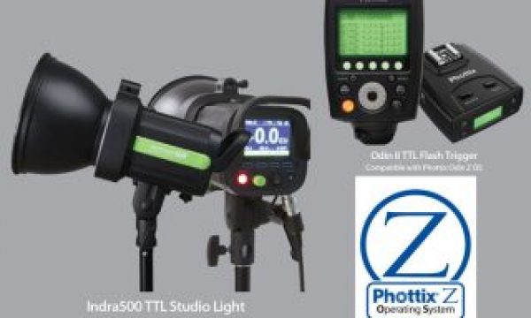 Phottix introduces Odin Z, a new OS for its lighting products