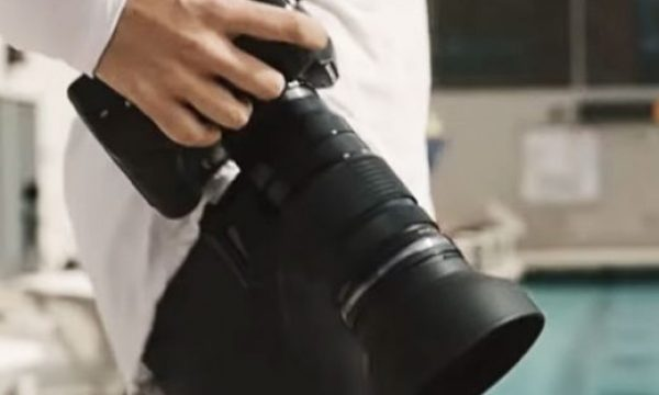 Olympus OM-D E-M1X: a  BIG camera for action photographers