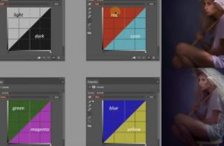 Simple color grading for photographers