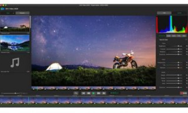 ON1 Video 2020: a video editor explicitly designed for photographers