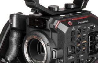 Panasonic EVA1 Tasked To Lens Nature Documentary