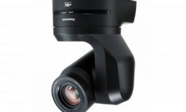 Panasonic Delivers First 4K/60P Camera among Broadcast-Grade PTZs