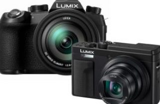 LUMIX FZ1000 II and LUMIX ZS80: long zooms, 4K PHOTO and video