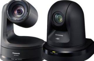 Panasonic delivers full NDI line of PTZ cameras