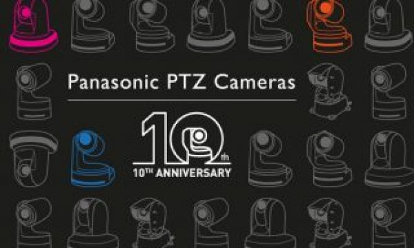 10 years of Panasonic's PTZ cameras: from Big Brother to Virtual Reality